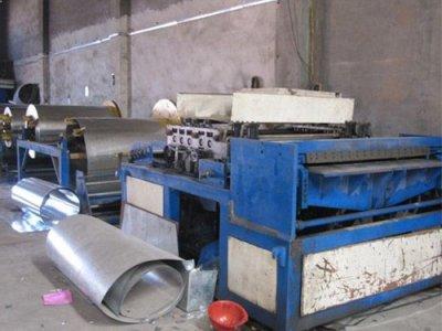 通风管道生产设备