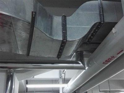 玻璃钢通风管道的运用优势