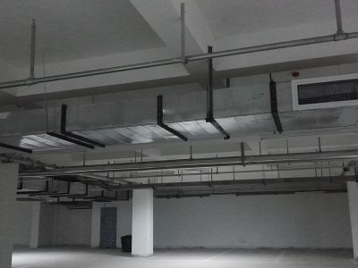 详解风管安装的过程